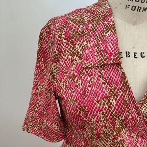 Classic Diane Von Furstenburg Wrap Dress
